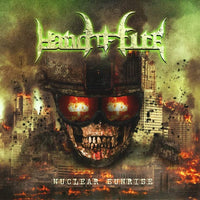 HAND OF FIRE - NUCLEAR SUNRISE (*NEW-CD, 2017, Rottweiler) Thrash Metal!!!!