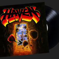 HAVEN - YOUR DYING DAY (BLACK VINYL) 2017 Retroactive Records