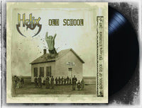 HELIX - OLD SCHOOL (*NEW-BLACK VINYL, 2019, NoLifeTilMetal)