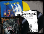 DELIVERANCE + HERETIC 3-VINYL BUNDLE (Glenn Rogers plays in both bands, as well as early Vengeance) Elite Thrash Metal Bundle