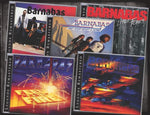 BARNABAS LOT OF 5 CDs *NEW 2017 Legends Remastered Reissues