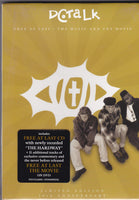 DC Talk ‎– Free At Last • The Music And The Movie (*NEW-DVD + CD Set)