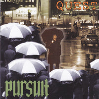 PURSUIT - QUEST (*NEW-CD, 2004, Indie) *AUTOGRAPHED