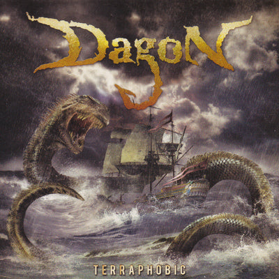DAGON - TERAPHOBIC (*NEW-CD, 2009, Bombworks)