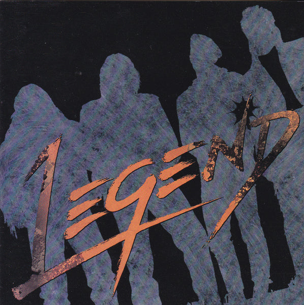 LEGEND - LEGEND (*Used-CD, 1992, Word Records) ex-Ruscha later Legend Seven