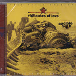VIGILANTES OF LOVE - AUDIBLE SIGH (CD, 1999) **2000 unit rare pre-release! Buddy/Julie Miller