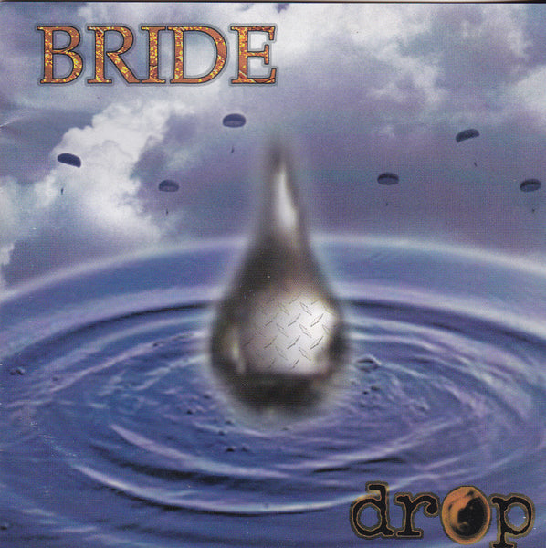 BRIDE - DROP (*Used-CD, 1995, Rugged Records)