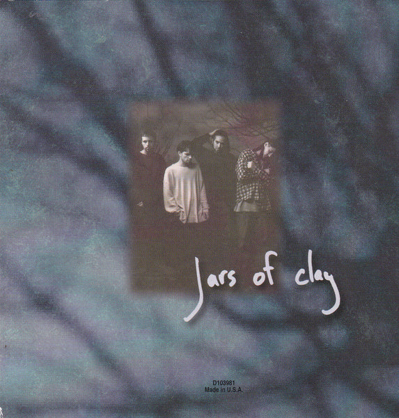 JARS OF CLAY - JARS OF CLAY (*Used-CD, 1995)