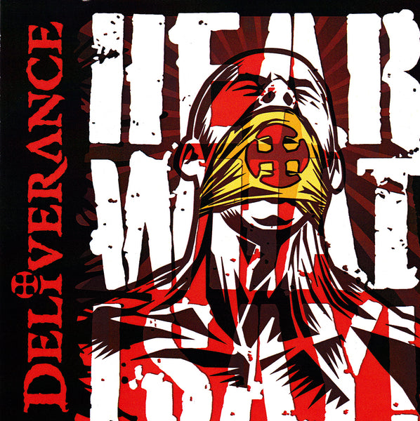 DELIVERANCE - HEAR WHAT I SAY! (Retroarchives Edition) (*NEW-CD, 2019, Retroactive Records) ***Bonus Track