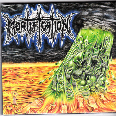 MORTIFICATION - S/T (CD, 2007 Soundmass, Digipak)
