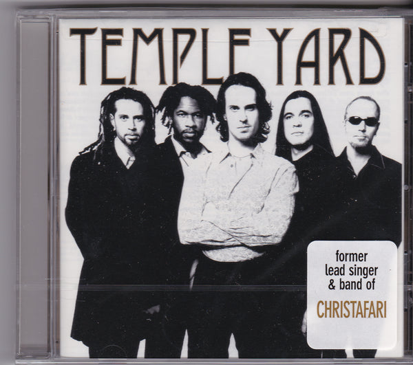 TEMPLE YARD - TEMPLE YARD (*NEW-CD, 1999, Gotee) Reggae