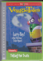 VEGGIE TALES: LARRY-BOY & THE FIB FROM OUTER SPACE -  A LESSON IN TELLING THE TRUTH
