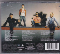 SWITCHFOOT - THE BEAUTIFUL LETDOWN (*NEW 2 Disc Set, CD + DVD, 2004, Columbia)