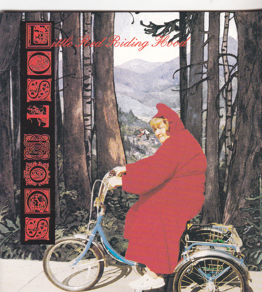 LOST DOGS - LITTLE RED RIDING HOOD (*Used-CD, 1993, WAL/Word)