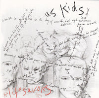 LIFESAVERS - US KIDS (*NEW-CD, 1999, M8) Rare Mike Knott songs!