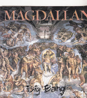MAGDALLAN - BIG BANG (*NEW-CD, 1992, Intense Records)