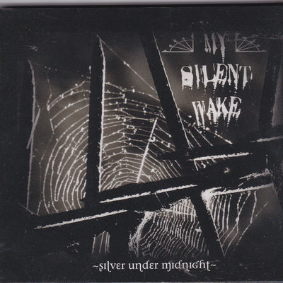 MY SILENT WAKE - SILVER UNDER MIDNIGHT (2013, Bombworks) (Seventh Angel)