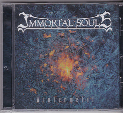 IMMORTAL SOULS - WINTERMETAL (CD, 2015, Rottweiler)