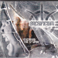 SACRIFICIUM - ESCAPING THE STUPOR (2005, Black Lotus) Import