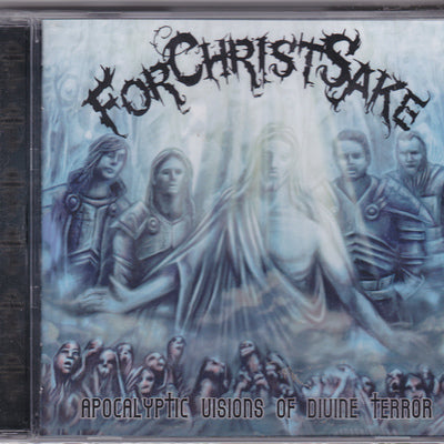 FORCHRISTSAKE - APOCALYPTIC VISIONS OF... (2014, Roxx) Pre Indominus Xian Black Metal