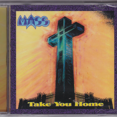 MASS - TAKE YOU HOME +1 (CD, 2012, Retroactive)