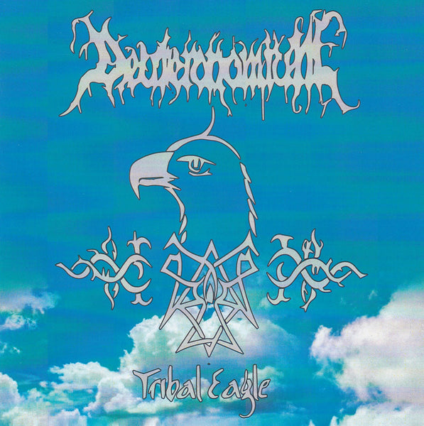 DEUTERONOMIUM - TRIBAL EAGLE (*NEW- 2 CD Set, 2019. EM Distro) blackened Christian death metal from Finland!