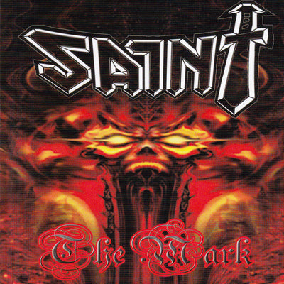 SAINT - THE MARK (*NEW-CD, Amor Records) Rare and out of Print! *Last copies