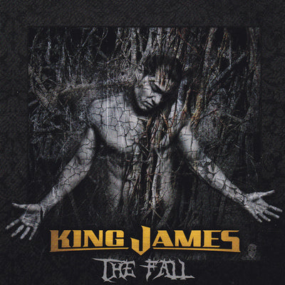 KING JAMES - THE FALL (NEW-CD, 2010, Retroactive Records) Remastered Reissue