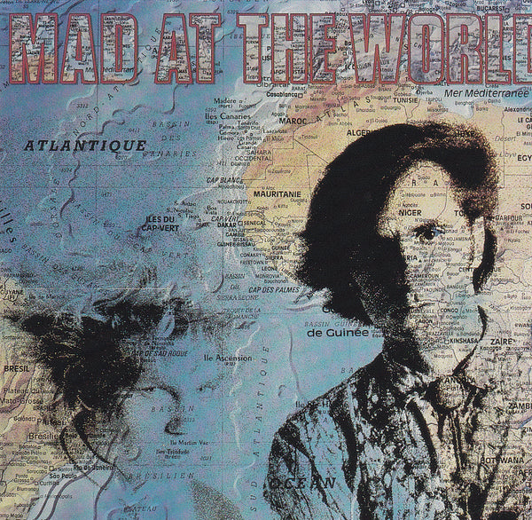 MAD AT THE WORLD - MAD AT THE WORLD (*Used-CD, 1987, Alarma Records)