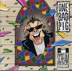 ONE BAD PIG - I SCREAM SUNDAY (*NEW-CD, 1991, Myrrh) Punk Metal featuring Johnny Cash