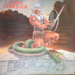 LEVITICUS - I SHALL CONQUER (*Used-Vinyl, 1984, Shadow Records) Mint vinyl