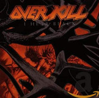 Overkill ‎– I Hear Black (*Pre-Owned CD, 1992, Atlantic) THRASH!