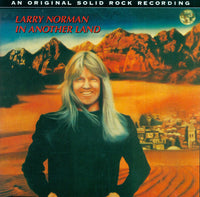 LARRY NORMAN - IN ANOTHER LAND (*NEW-CD, 1993, Solid Rock)