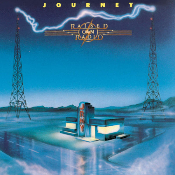 Journey ‎– Raised On Radio +2 bonus (NEW-CD, Legacy Edition) Remastered / Jewel Case Edition