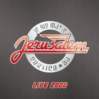JERUSALEM - LIVE 2006: IN HIS MAJESTY'S SERVICE (*NEW-2 DVD Set)