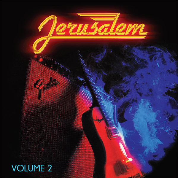 JERUSALEM - VOLUME TWO (Legends Remastered) (*NEW-CD, 2018, Retroactive Records)