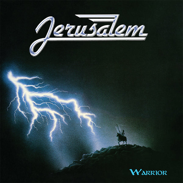 JERUSALEM - WARRIOR (Legends Remastered) (*NEW-CD, 2018, Retroactive Records)