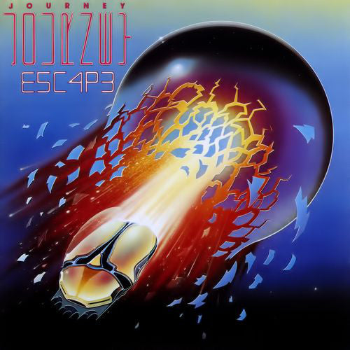 Journey ‎– Escape +4 bonus (*NEW-CD, Legacy Edition) Remastered / Jewel Case Edition
