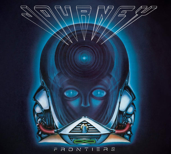 Journey ‎– Frontiers +4 Bonus Tracks (*NEW-CD, Legacy Edition) Remastered Jewel Case