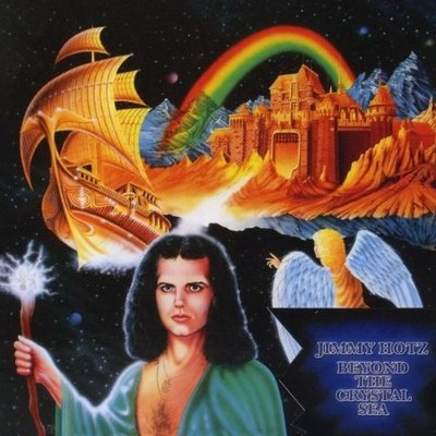 Jimmy Hotz - Beyond the Crystal Sea (30th Anniversary Edition) CD