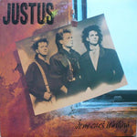 Justus ‎– Someone's Waiting (*Pre-Owned Vinyl, 1986, Star Song) elite rock album