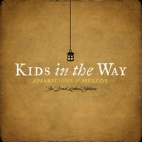 Kids In the Way - Apparitions of Melody: The Dead Letters Edition (*NEW 2-Disc Set, 2006 Flicker)