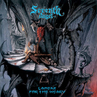SEVENTH ANGEL - LAMENT FOR THE WEARY (Legends Remastered) Double Blue Vinyl, 2018, Retroactive Records ***PRE-ORDER