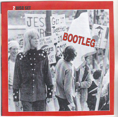 LARRY NORMAN - BOOTLEG (2-CD Set, 2005, Solid Rock)