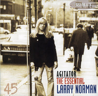 Larry Norman ‎– Agitator - (The Essential Series #2) (*NEW-CD, 2002, Solid Rock)