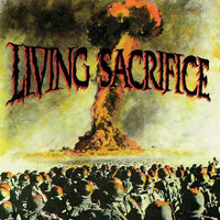 LIVING SACRIFICE - LIVING SACRIFICE (*NEW-CD, 1999, Solid State) Remastered Reissue