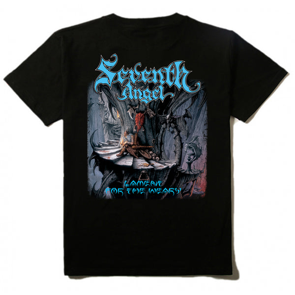 T-SHIRT - SEVENTH ANGEL - LAMENT FOR THE WEARY