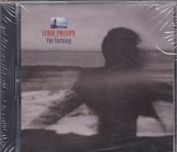 LESLIE/SAM PHILLIPS - THE TURNING (*NEW-CD, 1987, Myrrh) Original Issue