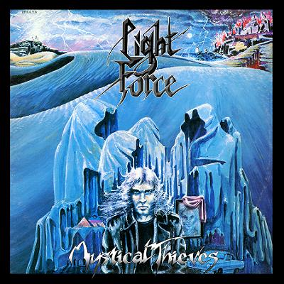 LIGHTFORCE - MYSTICAL THIEVES (*NEW-CD, 2019, Soundmass)