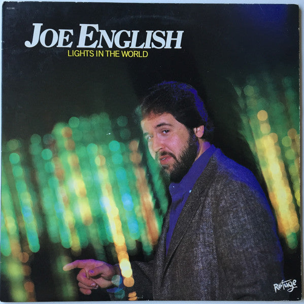 Joe English ‎– Lights In The World (*Used-Vinyl, 1980, Refuge Records)